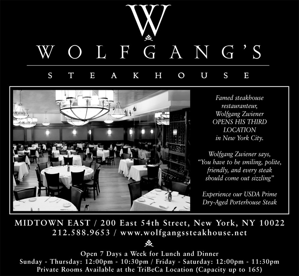 Wolfgangs Steakhouse